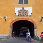 Port i fortet. Galle (U)