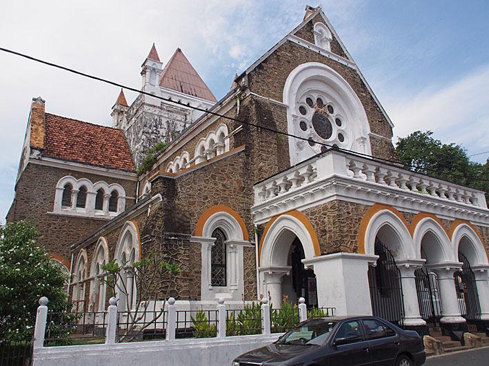 Anglikanska kyrkan. Galle (U)