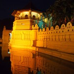 Temple of the tooth. Kandy (U)
