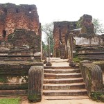 Palatstrappan. Polonnaruwa (U)
