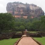 Den mäktiga klippan. Sigiriya (U)