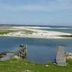 Vy över Östersjön. Ar. Gotland