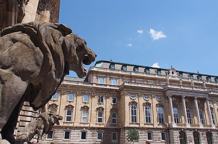 Slottet. Budapest (U)