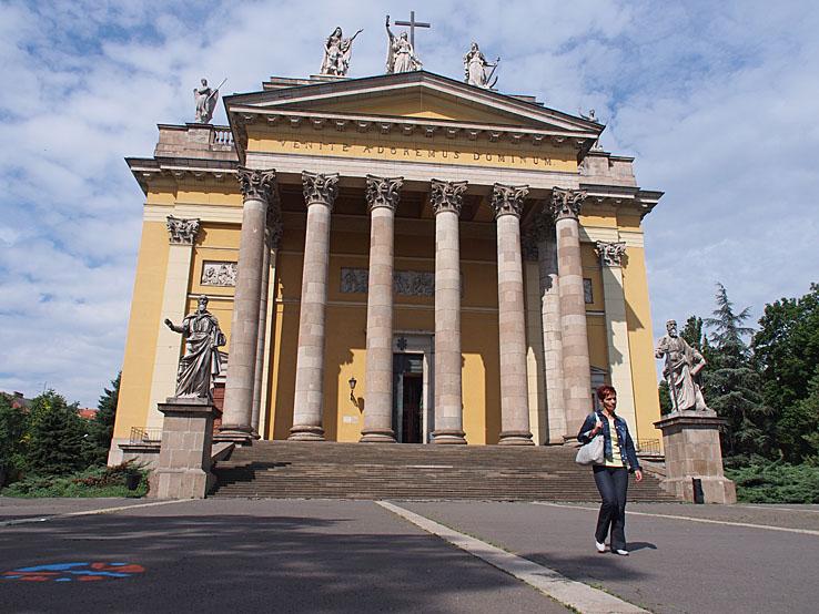 Basilikan. Eger