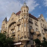 Gróf palatset. Szeged
