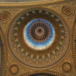 Nya synagogan. Szeged