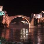 Gamla bron. Mostar. Bosnien_Hercegovina