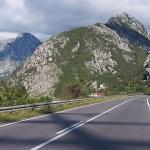 På vackra vägar genom Bosnien!