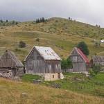 Byn Crna Gora. Durmitor National Park. Montenegro (U)