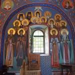 Klostret. Ostrog