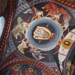 Klostret Rezevici. Montenegro