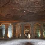 Grottemplen. Ajanta (U)