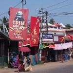 Röda Kerala. Alleppey