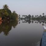 Båtresa Kottayam - Alleppey