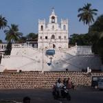 Katedralen. Panjim. Goa