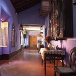 Portugisiskt hus. Goa