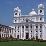 Den Helige Cajetans kyrka. Old Goa (U)