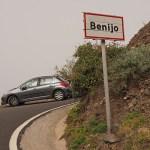 Här tog vägen slut! Benijo