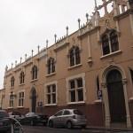 De dominikanska nunnornas skola.San Cristobal de La Laguna (U)