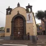 Sankt Mikaels kyrkan. San Cristobal de La Laguna (U)