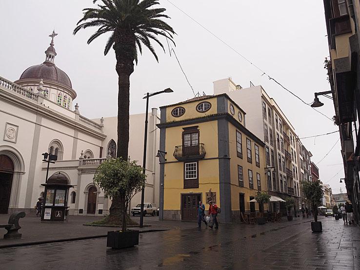 Katedralsplatsen. San Cristobal de La Laguna (U)