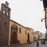 Dolores kyrka och kloster. San Cristobal de La Laguna (U)