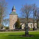 Saltvik kyrka. Kvarnbo