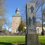 Den gamla tingsplatsen. Kvarnbo
