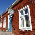 Trevligt café. Mariehamn