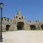 Paulus porten. Rhodos stad