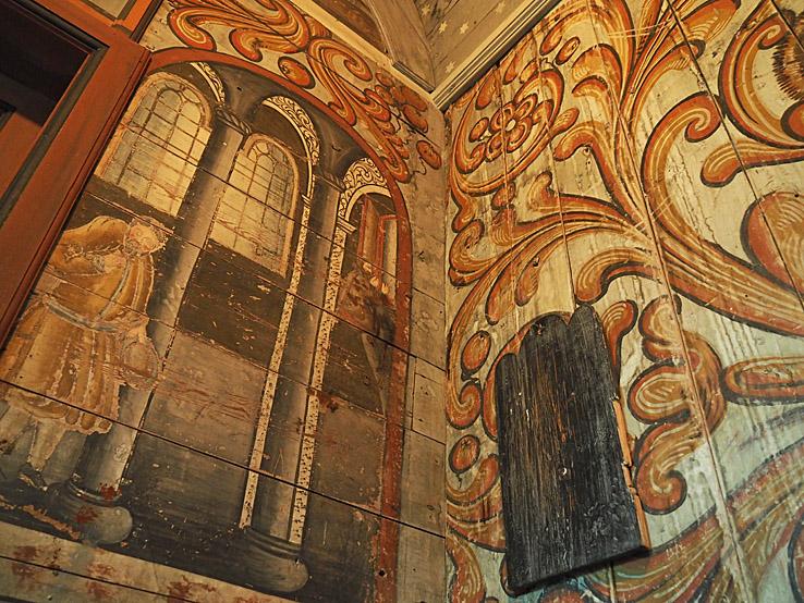 Dale kyrka från 1200-talet