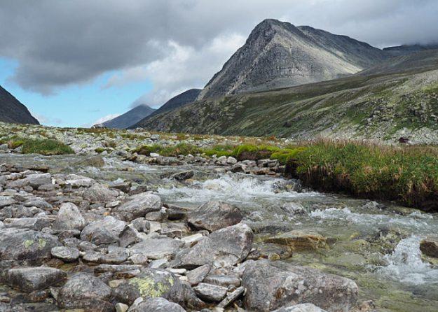 Rondvassbu. Rondane Nationalpark