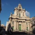 Chiesa Collegiata. Catania (U)