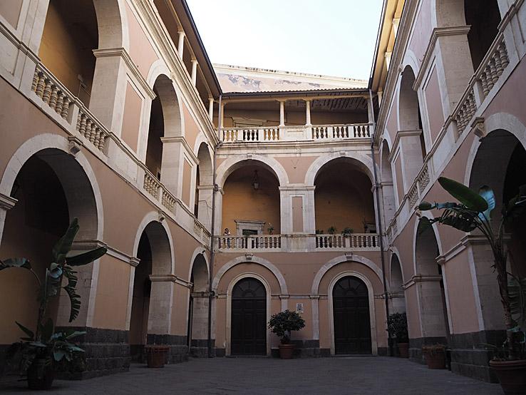 Palazzo Chierici. Catania (U)