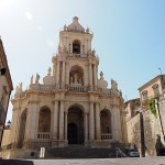 Chiesa di San Paolo. Palazzolo Acreide (U)