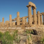 Heras tempel. Valley of Temples. Agrigento (U)