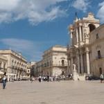 Piazza Duomo. Siracusa (U)