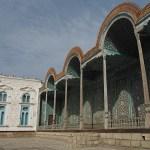 Sitorai-Mohi-Hosa, siste kungens sommarpalats. Bukhara