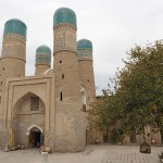 Chor-Minor madrasa. Bukhara (U)