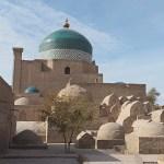 Nekroplis Pahlavan-Mahmud. Khiva (U)