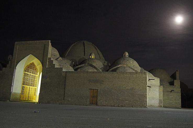Månsken över Khiva