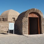 Mazlumkhan Sulu mausoleet. Nukus