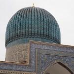 Temudirs nekropolis. Samarkand (U)