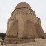 Rukhabad moskén. Samarkand (U)