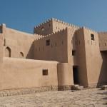 Imponerande borgar. Oman