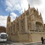 Iglesia del Los Jeronimos. Madrid