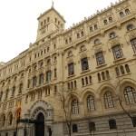 Militärt högkvarter. Madrid
