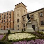 Plaza de La Villa. Madrid