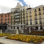 Plaza de Oriente. Madrid