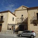 Antiguo convento de Capuchinos. Segovia (U)